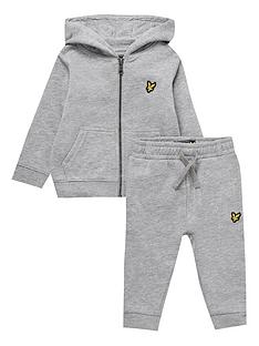 lyle-scott-toddler-boys-zip-hoodie-jog-set-grey