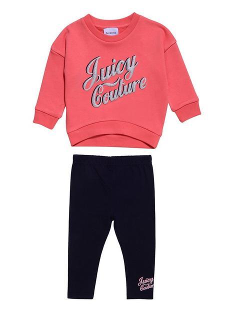 juicy-couture-toddler-girls-crew-sweat-top-and-legging-set-pinknavy