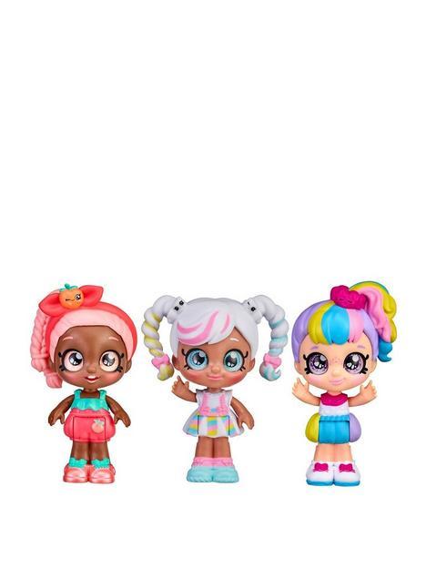 kindi-kids-minis-rainbow-besties-3-collectable-posable-bobble-head-figurines