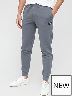 ea7-emporio-armani-core-id-logo-rubber-badge-joggers-iron-gate-grey