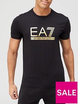 ea7-emporio-armani-lux-gold-label-t-shirt-black