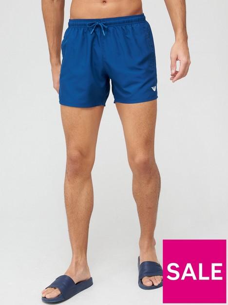 emporio-armani-essential-small-logo-swim-shorts-blue