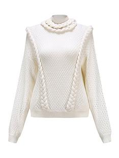 paper-london-cosmo-high-neck-jumper-ivory