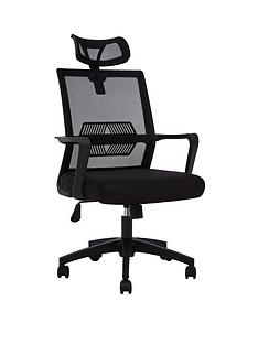 premier-housewares-griffiths-office-chair