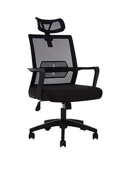 premier-housewares-griffiths-office-chair