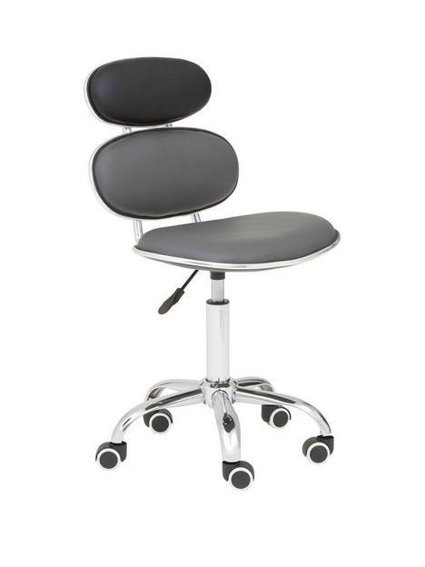 premier-housewares-flagstaff-office-chair--black