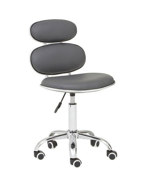 premier-housewares-flagstaff-office-chair--grey
