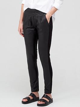 coster-copenhagen-jersey-back-leather-pants-black