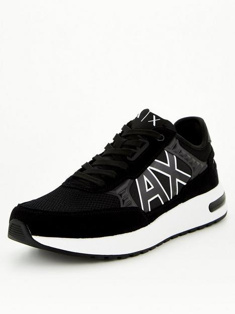 armani-exchange-axnbsprunner-trainers-black