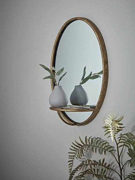 cox-cox-burnished-gold-shelf-mirror