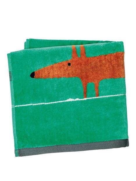 scion-mr-fox-hand-towel-gecko