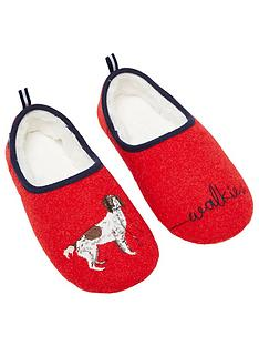 joules-contrast-stripe-slippet-slippers-red