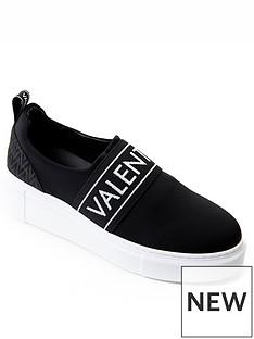 valentino-shoes-plimsoll--nbspblacknbsp