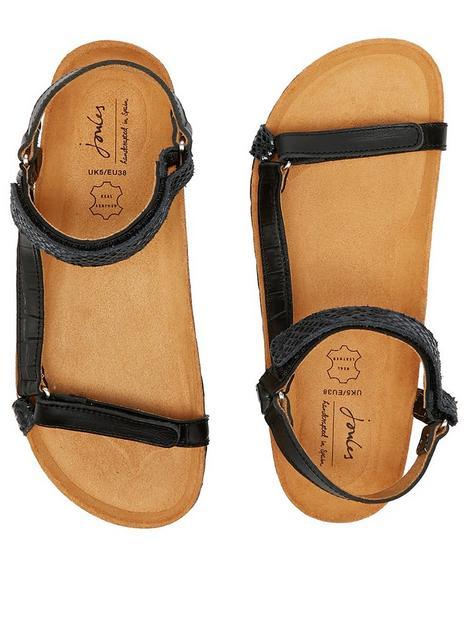 joules-savannah-velcro-strap-sandalsnbsp-black