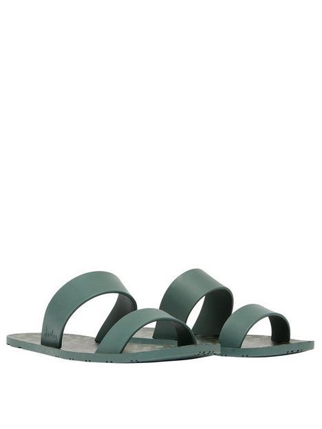 joules-ara-sandals-green