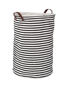 premier-housewares-stripe-laundry-bag