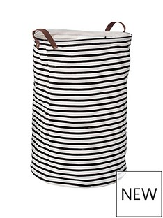premier-housewares-stripe-laundry-bag
