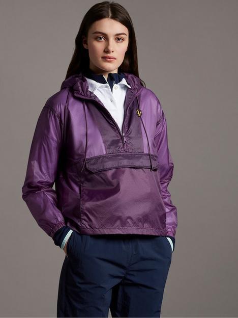 lyle-scott-ripstopnbspoverhead-jacket-purple