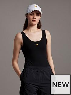 lyle-scott-bodysuit-black