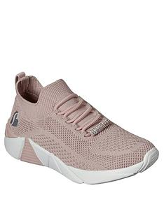 skechers-a-line-diamond-slip-on-trainer-pink