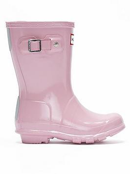 hunter-hunter-original-kids-gloss-wellington-boots