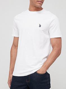 us-polo-assn-core-jersey-t-shirt-white