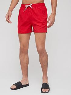 us-polo-assn-core-swim-shorts-red