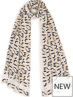 kenzo-monogrammed-stole--nbspfaded-pink