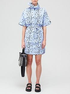 kenzo-printed-belted-tunic-shirt-dressnbsp--lilac