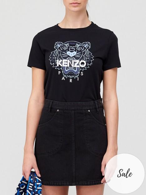 kenzo-classic-tiger-t-shirt-black