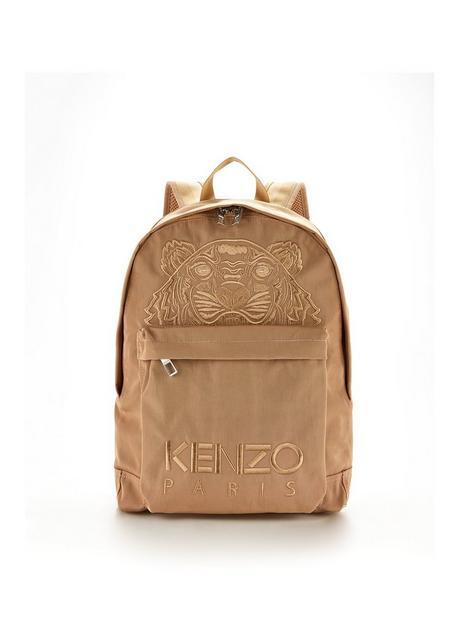 kenzo-tiger-backpack-beige