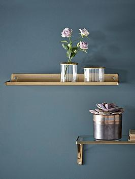 cox-cox-slimline-metal-shelf