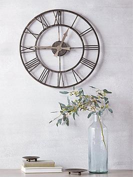 cox-cox-distressed-indoor-outdoor-clock