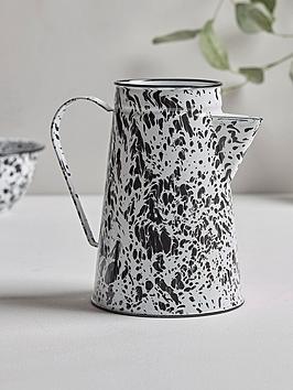 cox-cox-monochrome-spattered-jug