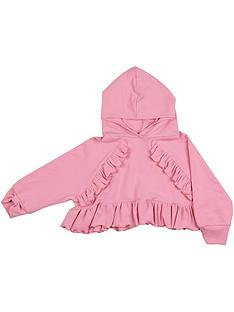 wauw-capow-by-bang-bang-copenhagen-tea-ruffle-hoodie-pink