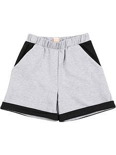 wauw-capow-by-bang-bang-copenhagen-ciao-shorts-grey