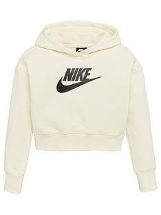 nike-girls-nsw-club-crop-hoodie-white