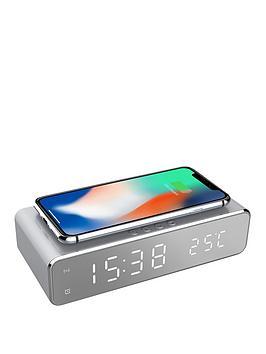 precision-precision-wireless-charging-led-alarm-clock