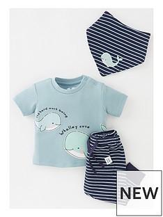 mini-v-by-very-baby-boys-whale-teenbspjogger-and-bandana-set-blue