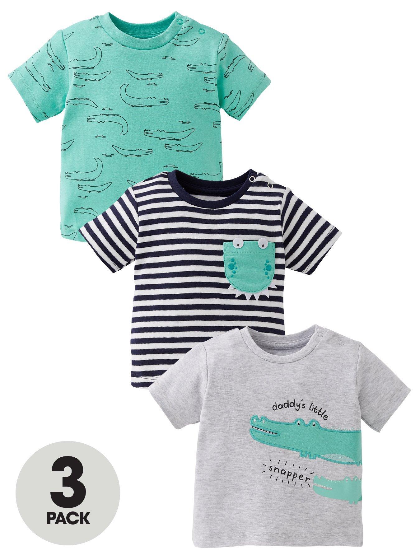 Details about  /Little Boys Aligator Outfit Set