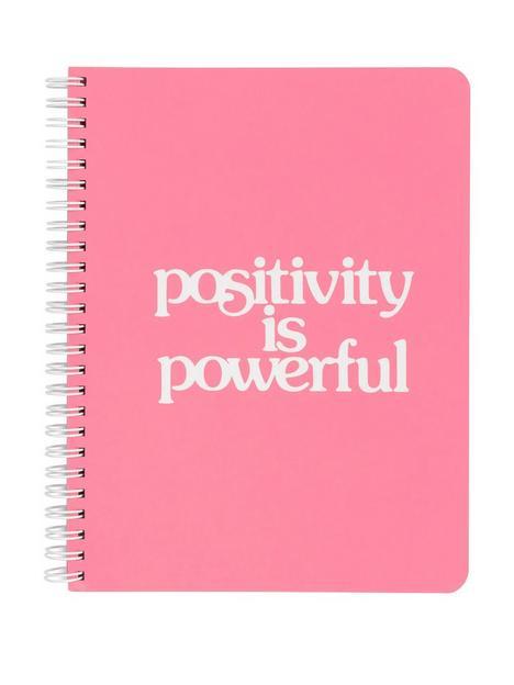 bando-positivity-is-powerful-mini-notebook