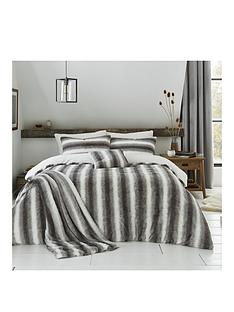 by-caprice-mae-faux-fur-duvet-covernbspset-grey
