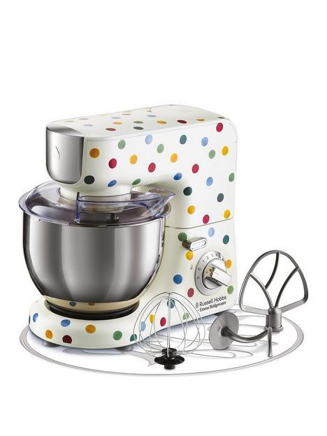 russell-hobbs-emma-bridgewater-stand-mixer-polka-dot