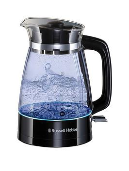 russell-hobbs-hourglass-kettle-black