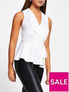 river-island-sleeveless-blouse-white