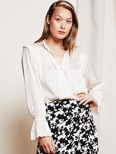 fabienne-chapot-austin-high-neck-blouse-cream