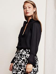 fabienne-chapot-austin-high-neck-blouse-black