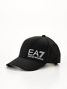 ea7-emporio-armani-core-id-logo-baseball-cap-blacknbsp