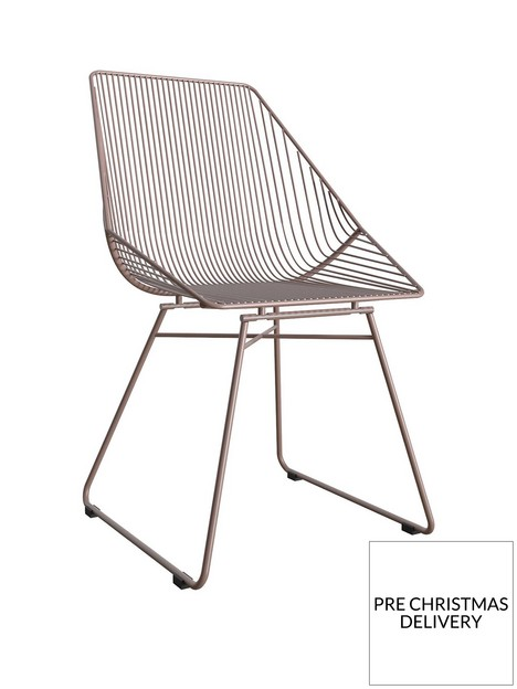 cosmoliving-by-cosmopolitan-ellis-accentdining-chair-pink