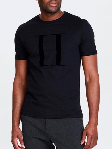les-deux-encore-logo-t-shirt-blacknbsp